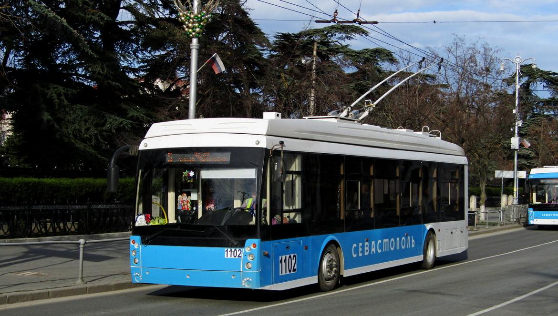 В Севастополе меняется график движения транспорта 7