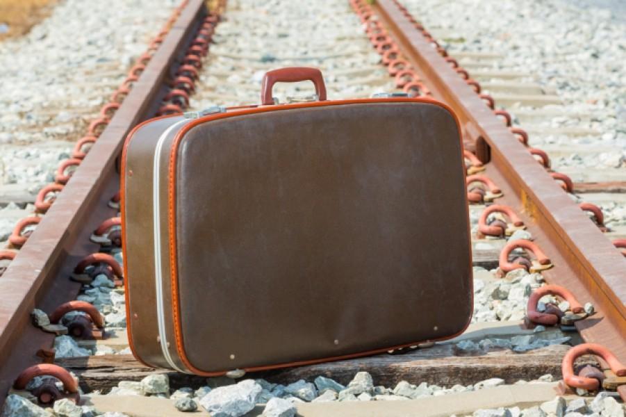 Что забывают в поездах? 1