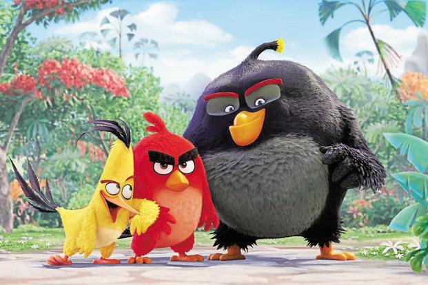 Про «Angry Birds» снимут новый сериал 3
