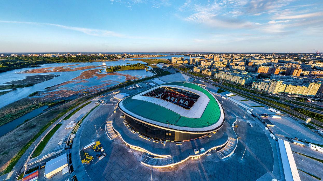 Россия впервые примет матч за Суперкубок UEFA 1