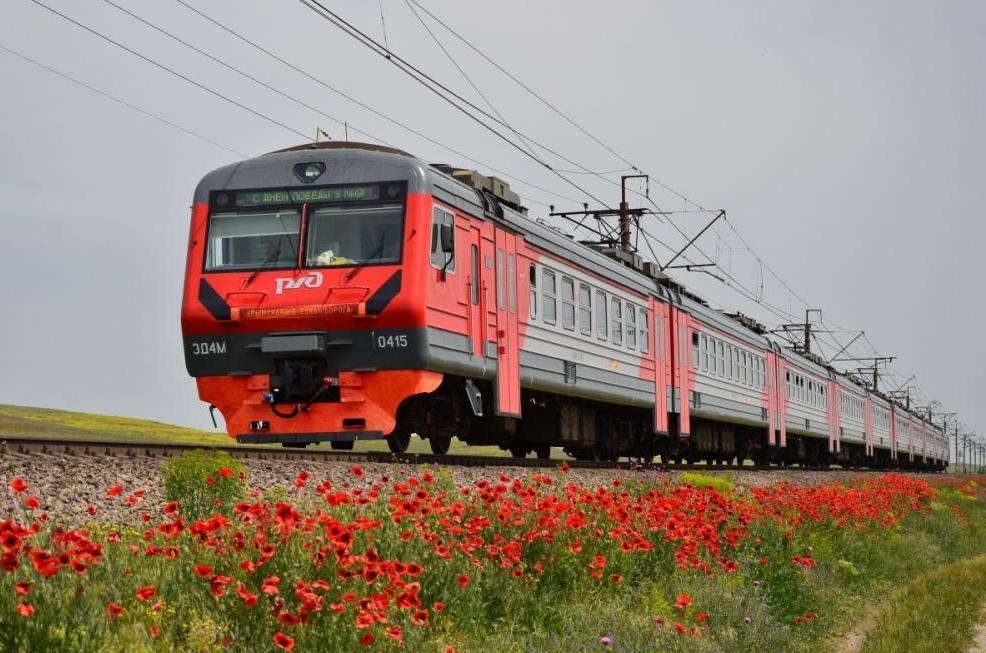 Электрички из Симферополя в Керчь запустят в апреле 1
