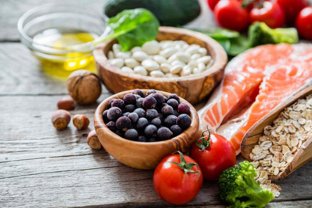 Низкокалорийная диета поможет отсрочить старение 1