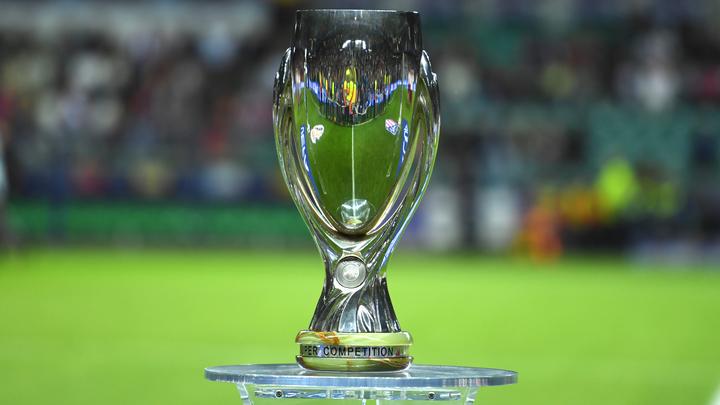 Россия впервые примет матч за Суперкубок UEFA 2