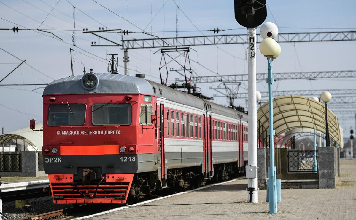 Отменены две электрички в Севастополь 1