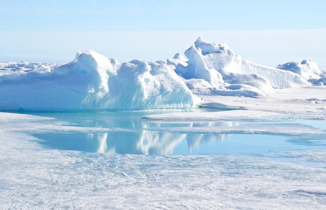 Над Арктикой затянулась озоновая дыра 7