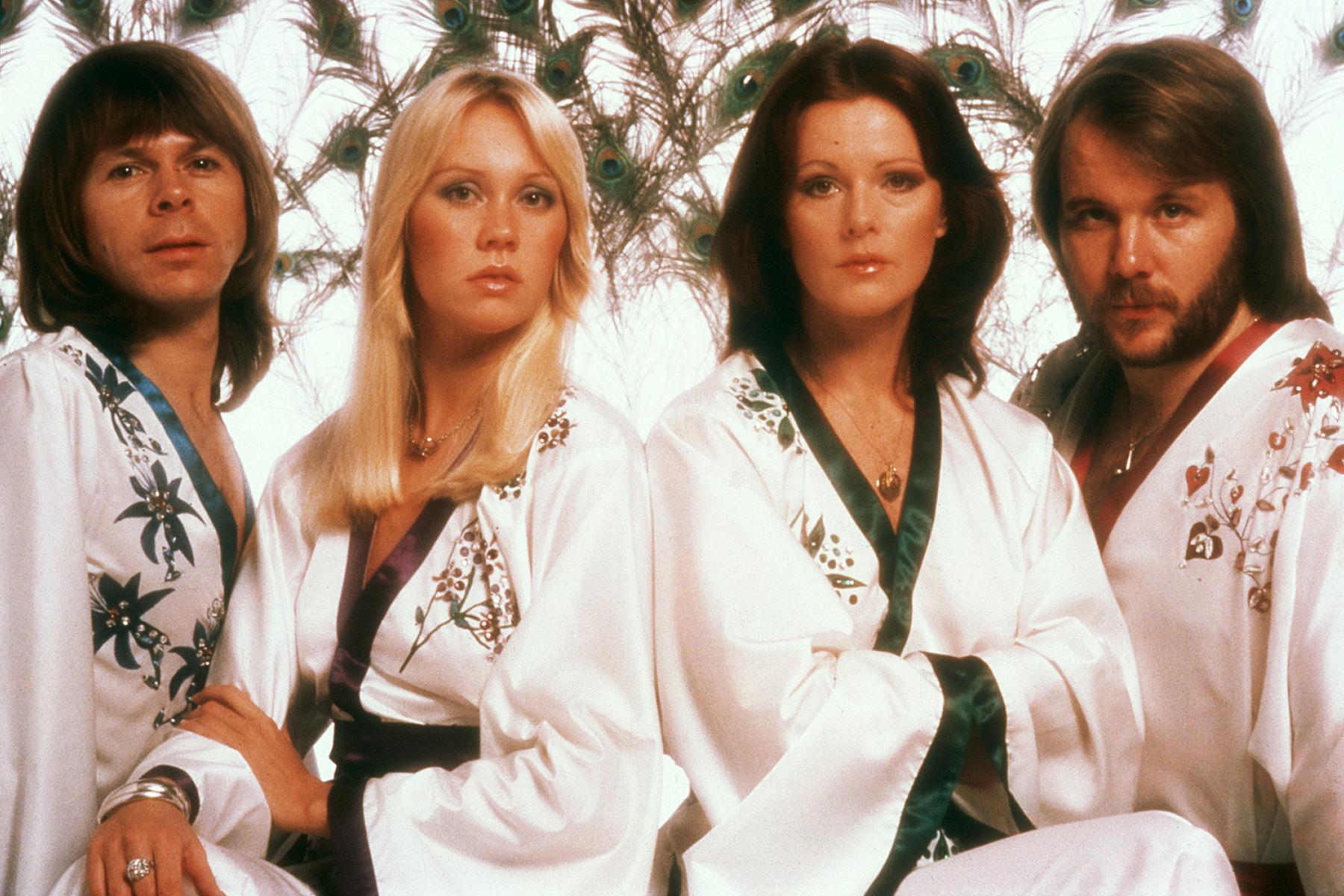 У группы ABBA могут выйти новые песни 2