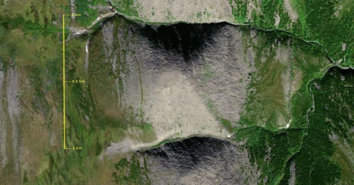 В России нашли гигантскую копию пирамиды Хеопса 1
