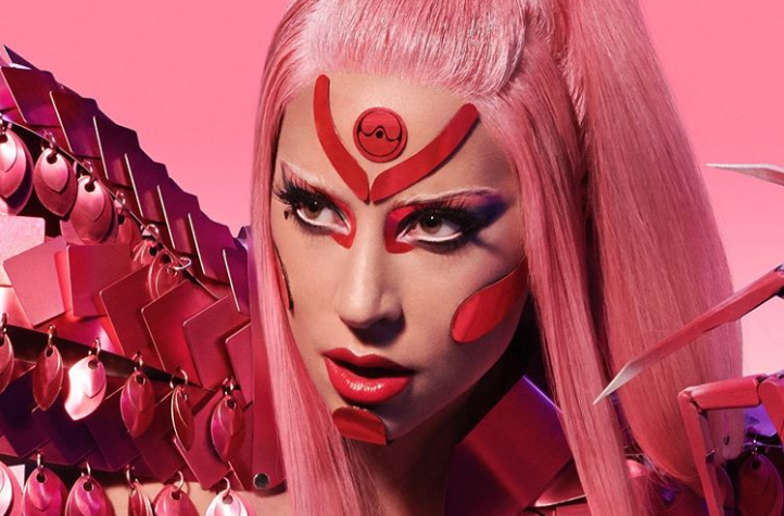 Леди Гага выпустила новый альбом 6