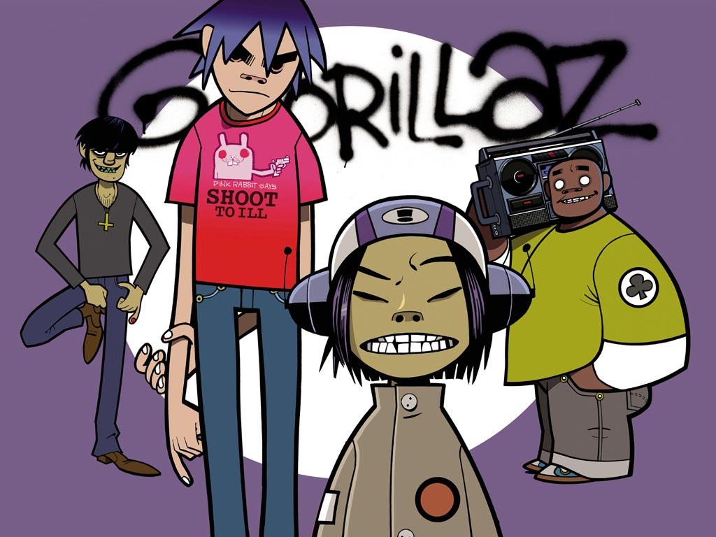Gorillaz выпускают сборник комиксов 8