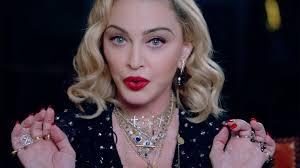 Мадонна не боится коронавируса 2
