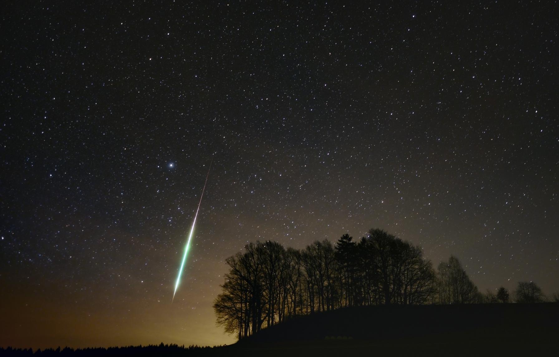 Метеорит десятки лет пылился в подвале 9