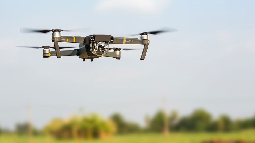 В России создали дрон-дальнобойщик 7