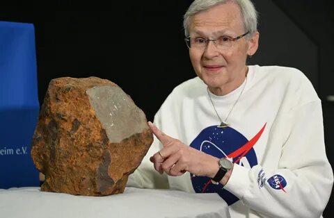 Метеорит десятки лет пылился в подвале 1