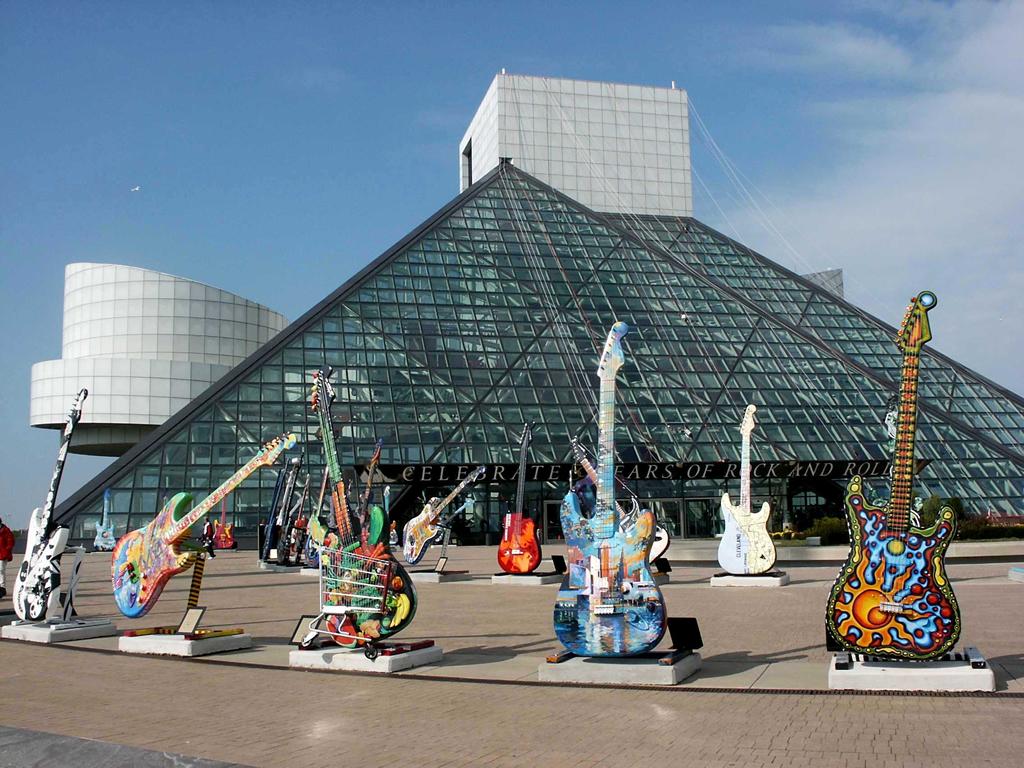 Введение в Зал славы рок-н-ролла покажут на НВО 6