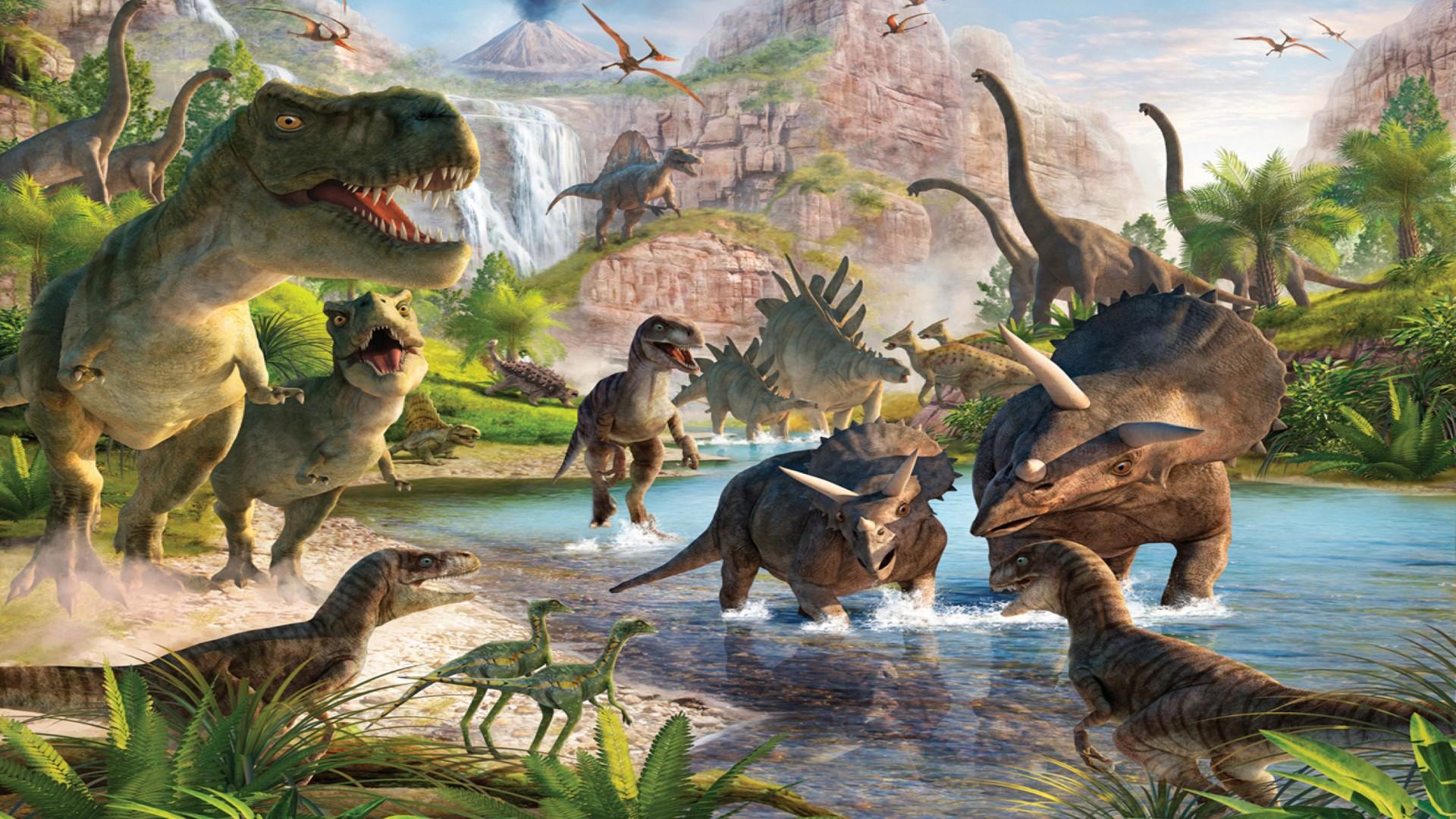 Найден новый вид динозавров 7