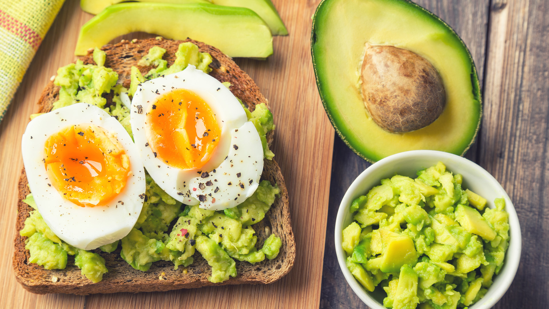 Рецепт полезного завтрака 7
